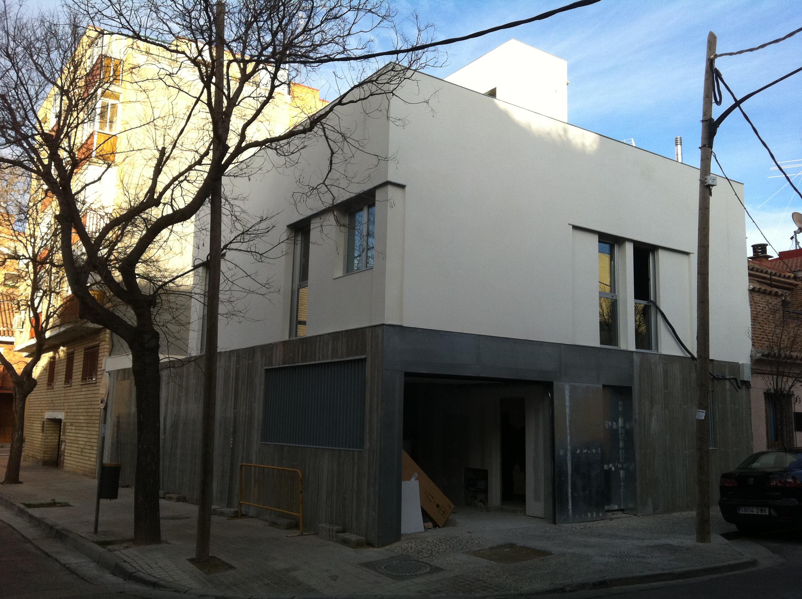 En construcci n vivienda unifamiliar en zaragoza iii - Construccion vivienda unifamiliar ...