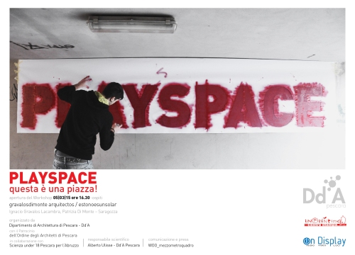 estonoesunsolar_workshop Playspace Pescara